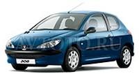 Автозапчасти Peugeot (98-11) хетчбек