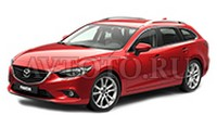 Автозапчасти Mazda GJ  (12-14) универсал