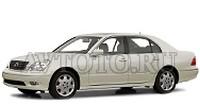 Автозапчасти Lexus 3 пок   (01-06)