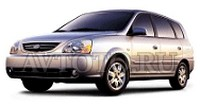 Автозапчасти Kia 2 пок   (02-06)