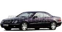 Автозапчасти Mercedes-Benz C215 (99-00) крепление «крючок»