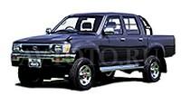 Автозапчасти Toyota 6 пок   (98-05)