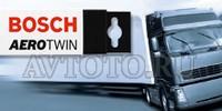 Стеклоочиститель Bosch AeroTwin Commercial AR644S+Стеклоочиститель Bosch AeroTwin AR16U  3397004644