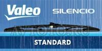Задний стеклоочиститель Valeo Silencio Standard U51  567775