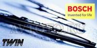Стеклоочистители Bosch Twin 367S  3397001367