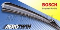 Стеклоочиститель Bosch AeroTwin AR20U+Стеклоочиститель Bosch AeroTwin AR19U  3397008535