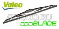 Стеклоочиститель Valeo OptiBLADE 628650+Стеклоочиститель Valeo OptiBLADE 628650  628650