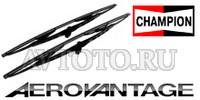 Стеклоочиститель Champion Aerovantage A65+Стеклоочиститель Champion Aerovantage A51  A65B01