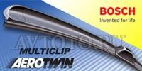Стеклоочиститель Bosch AeroTwin Multi-Clip AM550U+Стеклоочиститель Bosch AeroTwin Multi-Clip AM450U  3397008583