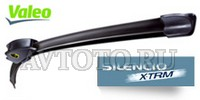 Стеклоочистители Valeo Silencio X-TRM VM478  574678